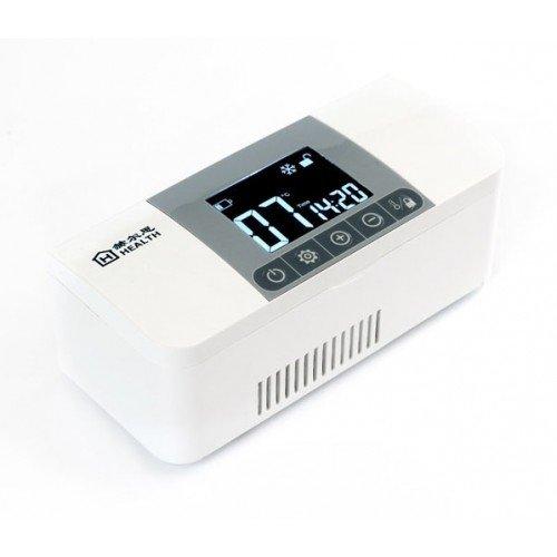 Home Care Wholesale® Medizin Kühlschrank und Insulin Kühler für Auto, Reisen, Haus - Portable Auto Kühlung Case / Small Travel Box für Medikamente