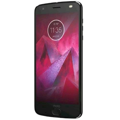 Motorola Moto Z2 Force Smartphone, Marchio Tim, 64 GB, Nero [Italia]