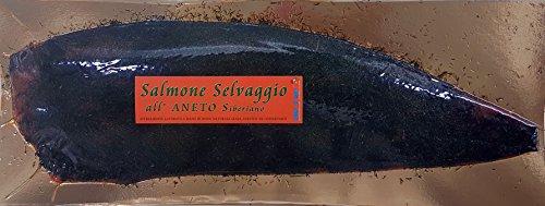 Salmone all'aneto isole faroe selvaggio 1,3 kg