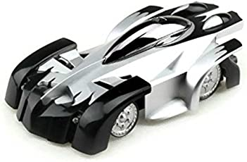 Sirius Toys Wall Climber Zero Gravity Remote Control Car for Kids (Black, ST-WC-001BL)