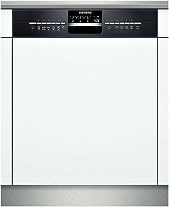 Siemens SN56N692EU Semi intégré 14places A+++ lave-vaisselle - lave-vaisselles (Semi intégré, Black,White, 1,7 m, 1,4 m, 1,7 m, 14 places)