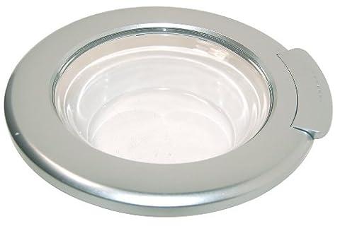 Beko 2860202100 Waschmaschinenzubehör/Türen/Waschmaschine Silber Türgruppe