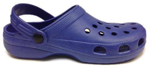 Toffeln Sport Flexible 0161 Antistatique Physio/Travail - Noir Bleu