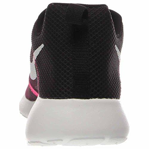 Nike Jr Rosherun Flight Weight Gs, Baskets Basses Mixte Enfant Rose - Rosa / Blanco