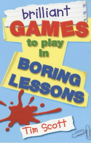 Brilliant games to play in boring lessons