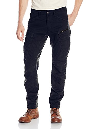 G-Star Rovic - Pantalon - Tapered - Homme Bleu (Imperial Blue/Mazarine Bl)