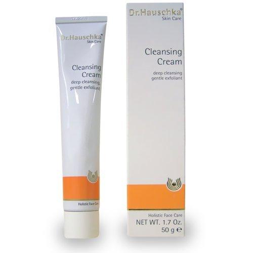 Einen Schritt Sanftes Reinigungsmittel (Dr. Hauschka Gesichtswaschcreme unisex, belebende Reinigung, 50 ml, 1er Pack (1 x 72 g))