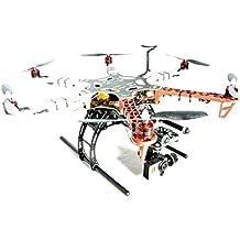 DJI F550RTF AP Hexacopter con naza V2GPS, DX7Black & Zenmuse cardán