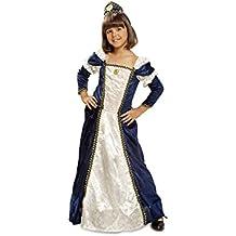 My Other Me - Disfraz de dama medieval, talla 10-12 años (Viving Costumes MOM01157)