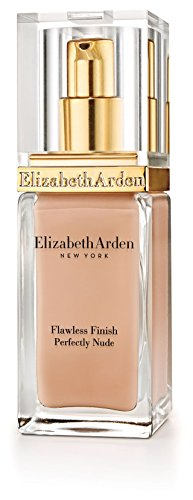 Elizabeth Arden Flawless Finish Perfectly Nude Make-up ,Toasted Almond, 1er Pack (1 x 32 ml) -