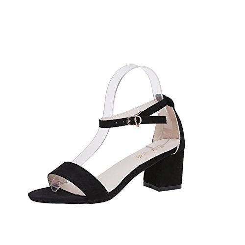 Sandales Minimalistes,Casual Chaussures Open-toe,Chaussures De Mode De Peluche A