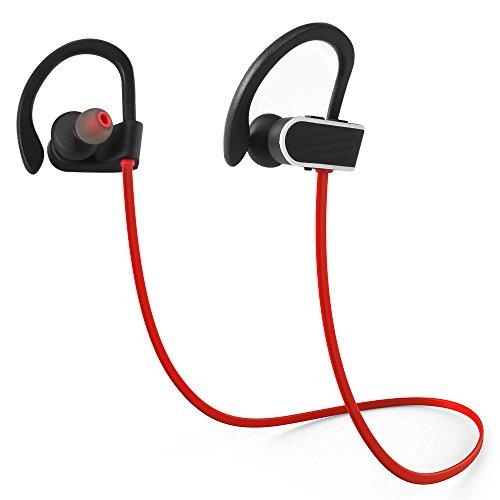 Bluetooth auriculares landnics resistente al agua inalámbrico auriculares IPX7auriculares deportivos para running, ciclismo, gimnasio, Fitness