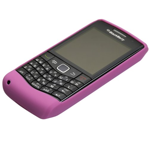 Blackberry Handyhülle pink (Blackberry Pearl Pink)