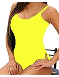 FARINA 010 Body Colombiano Estampado Body con Faja