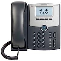 Cisco SPA502G - Teléfono VOIP, negro