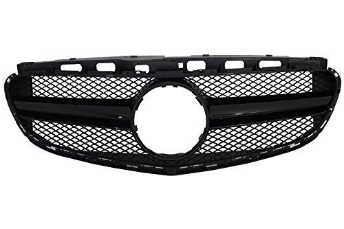 KITT fgmbw212ab vor Central Kühlergrill Facelift Optik schwarz Edition