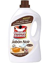 Omino Bianco Detergente Liquido con Jabón Noir - 2546 ml