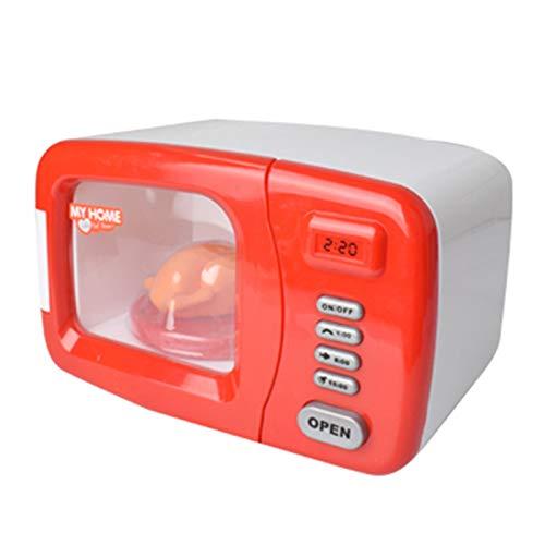 ouyang Hogar eléctrico Mini pequeños electrodomésticos niños Aparato de simulacióncocinar Cocina Juego...