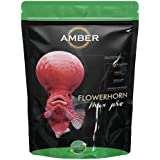 AMBER Taiyo Max Pro Flower Horn Food (100 g, Medium)