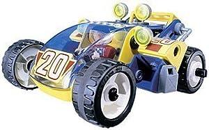 Desconocido Meccano 51754200  - Carrera de Coches con el Pull-Back Motor