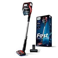 SpeedPro Max cordless 2-in-1 Vacuum and handheld 25.2V, 360 suction nozzle with LED, FC6823/61