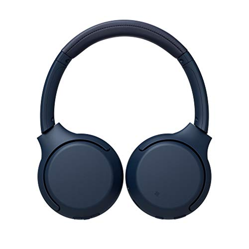 Sony WH-XB700 Wireless Extra Bass Headphones (Blue) Image 4
