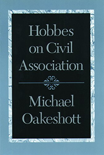Hobbes on Civil Association