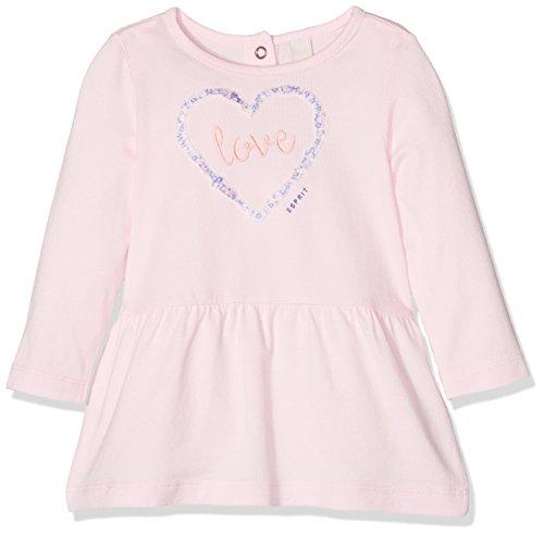 ESPRIT Baby-Mädchen Kleid RJ30021, Rosa (Light Pink 311), 62