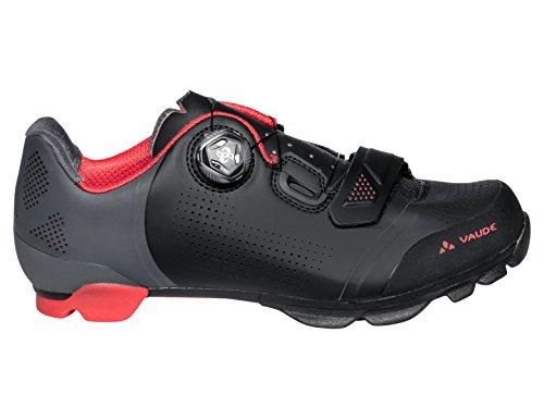 VAUDE MTB Snar Pro, Scarpe da Ciclismo Unisex – Adulto Nero (Black)