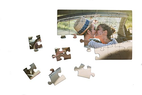 fotopuzzle.de Fotopuzzle 24 Teile Individuelles Puzzle mit eigenem Foto - Puzzle Foto