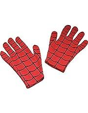 Fancy Steps Spiderman Gloves (Gloves Set of 1)