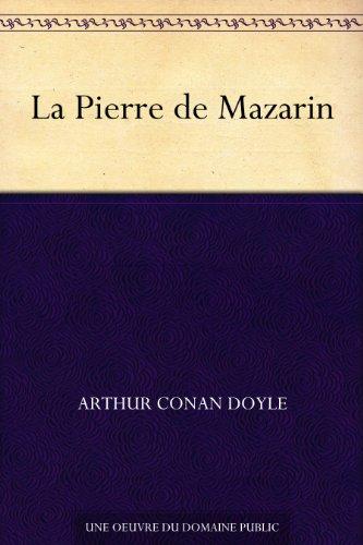 Couverture du livre La Pierre de Mazarin