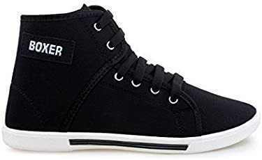 Ethics Perfect Stylish Black Sneaker Shoes for Women