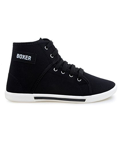 Ethics Perfect Stylish Black Sneaker Shoes for Women (7)