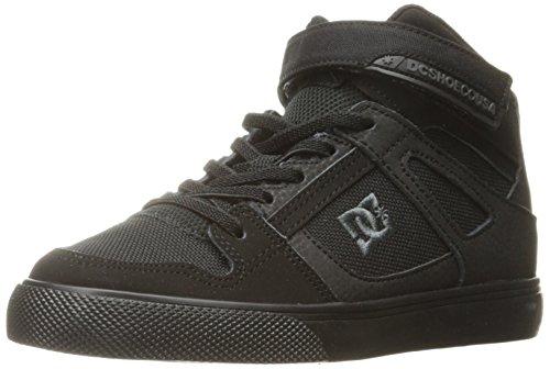 DC, Scarpe da Skateboard bambini Black/Black/Black