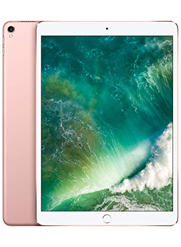 Apple iPad Pro (10.5 Inch, Wi-Fi, 256 GB) - Rose Gold (Previous Model)
