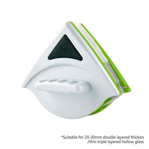 DFGVKJ Upspirit Fensterreiniger Glasreinigungsbürste Wischer Flipper Magnetic Cleaner Outdoor Fensterbürsten Fleckenentferner Haushaltswerkzeug , 20-30mm