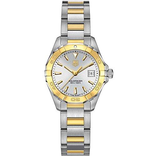 TAG Heuer WAY1455.BD0922 - Reloj para mujeres, correa de acero inoxidable