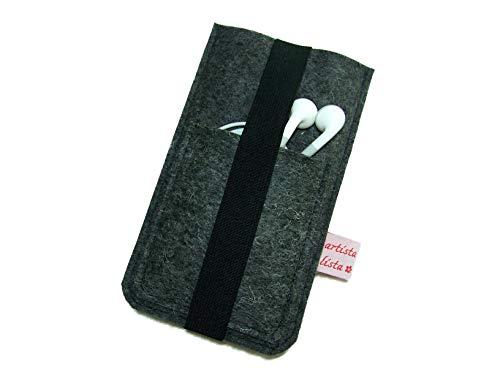 Xr Shift (Handyhülle Handytasche Smartphonehülle Wollfilz Filz Farbwahl, z.B. für iPhone 4 4S 5 5S 6 6S 7 Plus 8 Plus X XR XS Max)