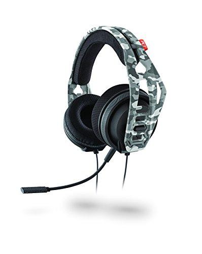 Plantronics Kopfhörer Gaming Stereo für Playstation 4–Kopfhörer (, Spielekonsole, binaural, Haarband, Camouflage, Dynamik, Kontrolle Online)