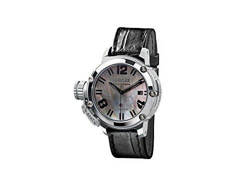 Reloj Automático U-Boat Chimera, Madreperla, 40mm, Edición Limitada, 8019