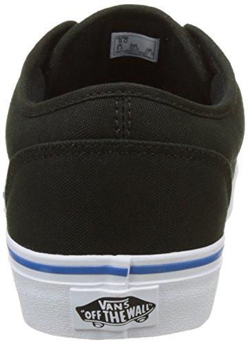 Vans Herren MN Atwood Sneaker Schwarz (Retro Varsity)