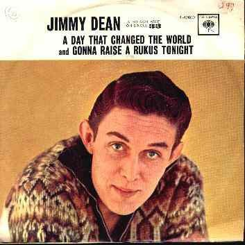 jimmy-dean-a-day-that-changed-the-world-columbia-45-single-record