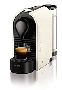 Nespresso XN250140 U Coffee Machine by Krups - Pure Cream