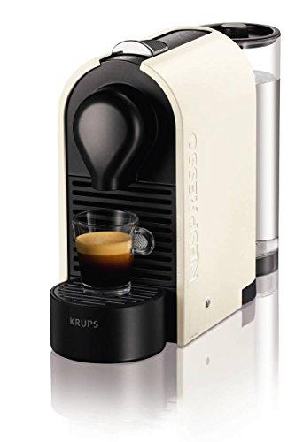 , Nespresso XN250140 U Coffee Machine by Krups – Pure Cream, Best Coffee Maker, Best Coffee Maker