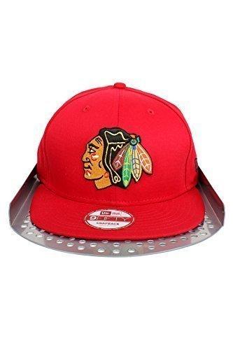 New Era - casquette les Blackhawks de Chicago - rouge, S/M