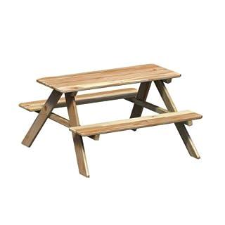 Winnetoo Jugend Picknicktisch aus Lärche