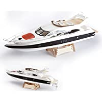 Amewi 26055 Sunwave 2.4GHz AMX Boat, Brushless, L 38 cm - Compare prices on radiocontrollers.eu