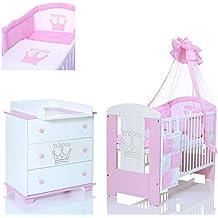 Suchergebnis auf Amazon.de für: babyzimmer günstig komplett | {Babymöbel günstig 80}