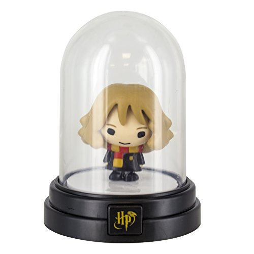 Harry Potter Hermione Mini campana de cristal luz